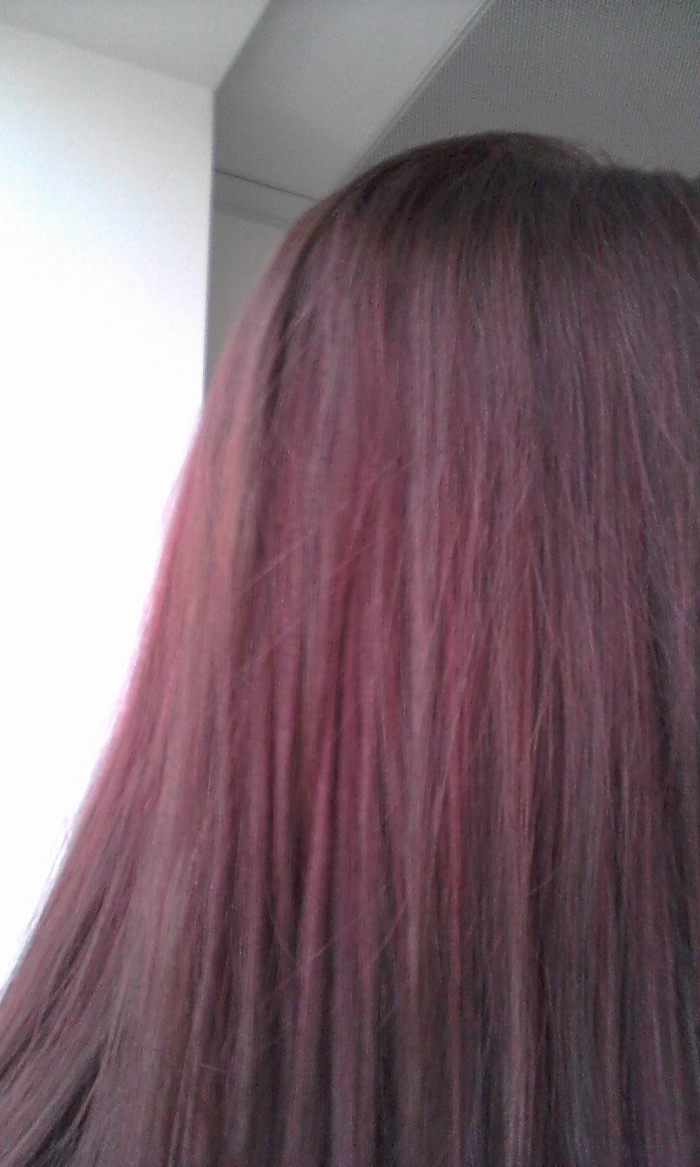 Fall 2013 Hair Color And Hairstyles Trends Cherry Cola