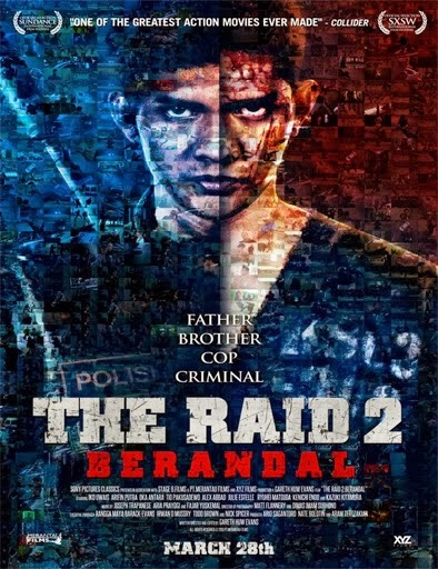 The raid 2: Berandal (2014) [Latino]