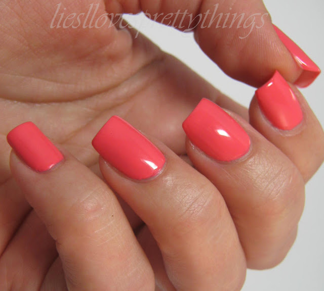 Julep Natalie swatch and review