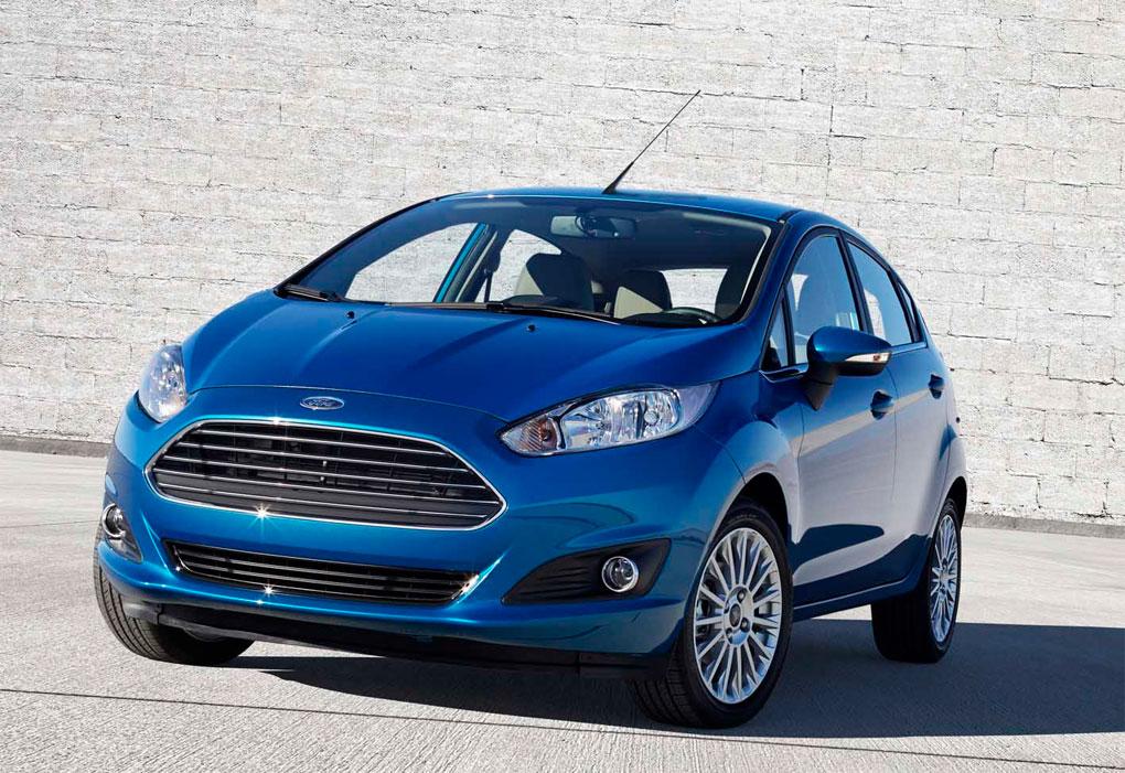 Ford empieza a promocionar el nuevo Fiesta KD 2014