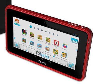 Kurio 7x 4G LTE-Enabled Tablet