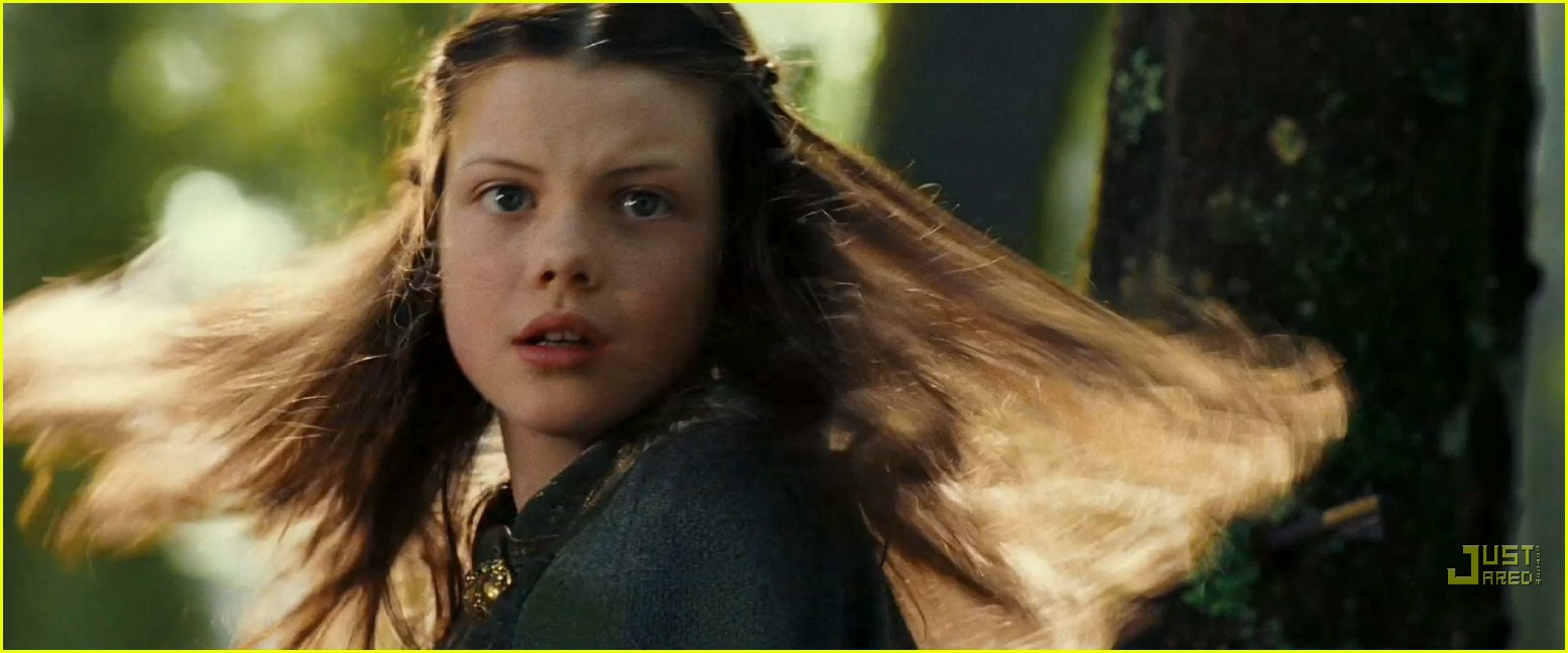 The Chronicles Of Narnia Prince Caspian Lucy Time to Shine