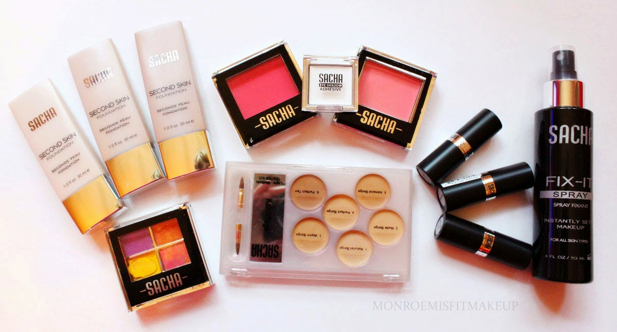 Trinidadian Sacha Cosmetics Targets Cuban Market