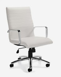 Offices To Go 11730 Chair in White
