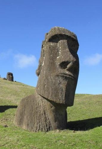 Artículo sobre la Isla de Pascua