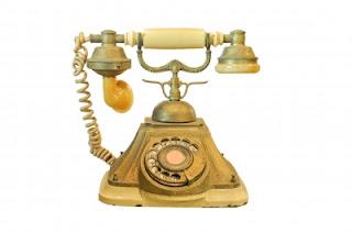Vintage Telephone: Image courtesy of Just2shutter at FreeDigitalPhotos.net