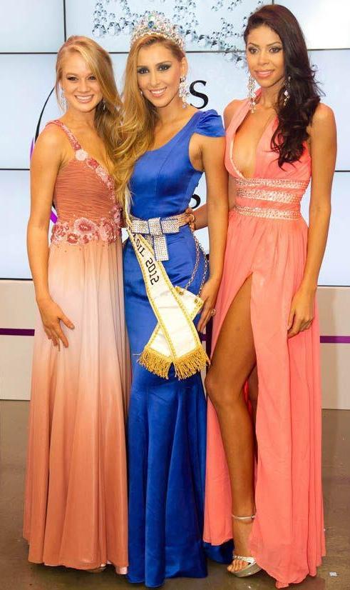 Miss World Brazil Mundo Brasil 2012 Mariana Notarangelo da Fonseca