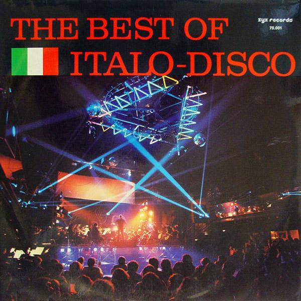Best Of Italo-Disco válogatáslemez 1983