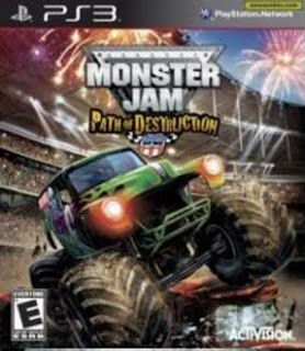 Monster Jam Path Of Destruction - PS3