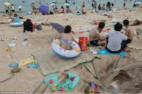 Inilah Pantai Paling Kotor Di Dunia