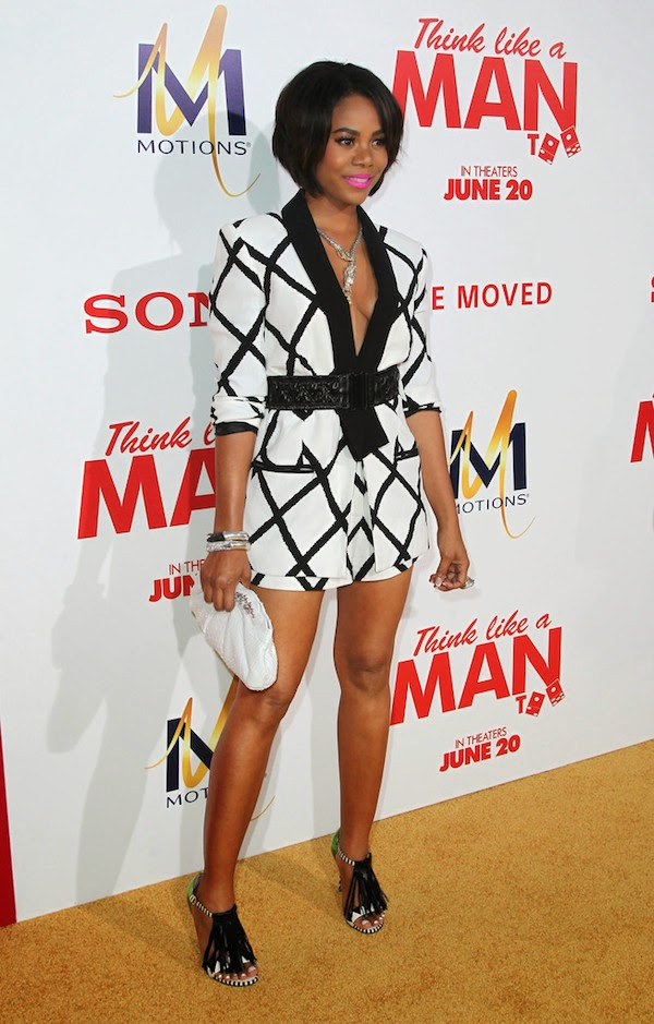 Regina Hall Looks Lovely