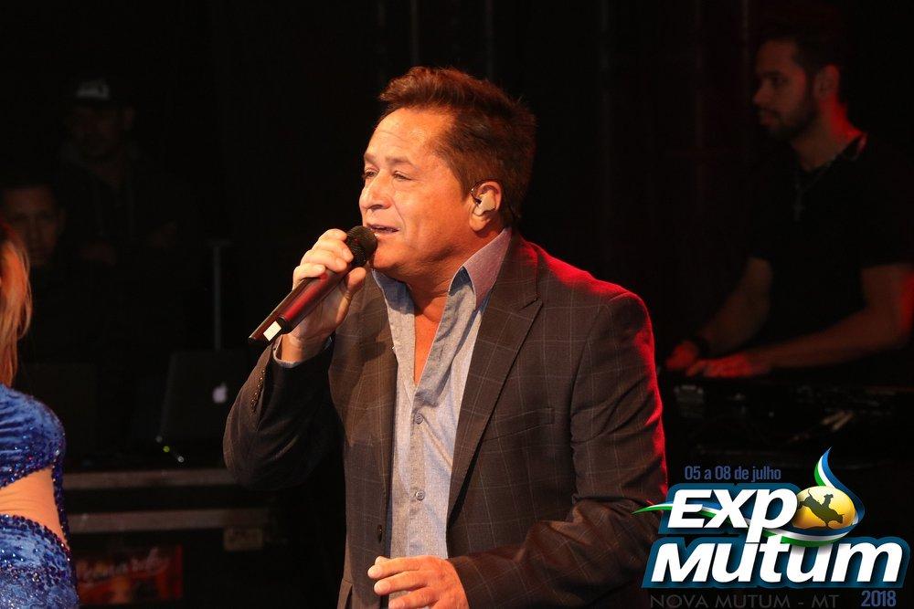 Turnê Canto Bebo E  Choro Leonardo em NOVA MUTUM/MT /5/07 2018