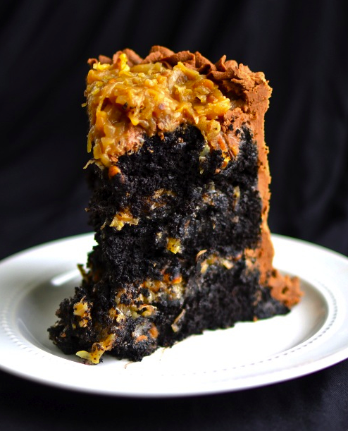 Where Was German Chocolate Cake Invented