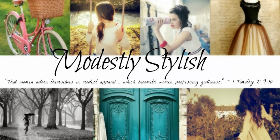 Modestly Stylish