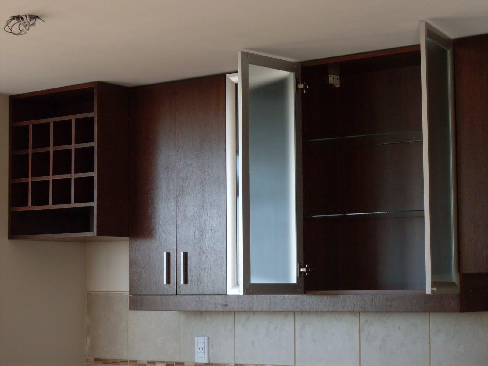 Muebles de cocina color nogal habano - Cocinas color nogal ...
