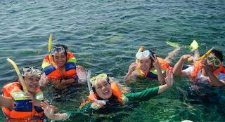 paket wisata pulau tidung
