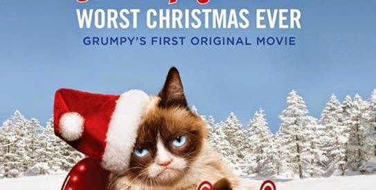 Movies grumpy cats worst christmas ever poster revealed we also have a poll that you can vote in comparing the idea of this television movie to sharknado is grumpy cats worst christmas ever a worse concept thecheapjerseys