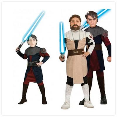 Déguisement Anakin Skywalker Garçon Star Wars