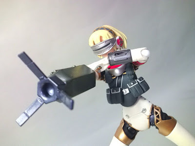 Figma Aegis Heavily Equipped