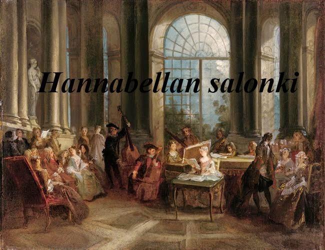 Hannabellan salonki