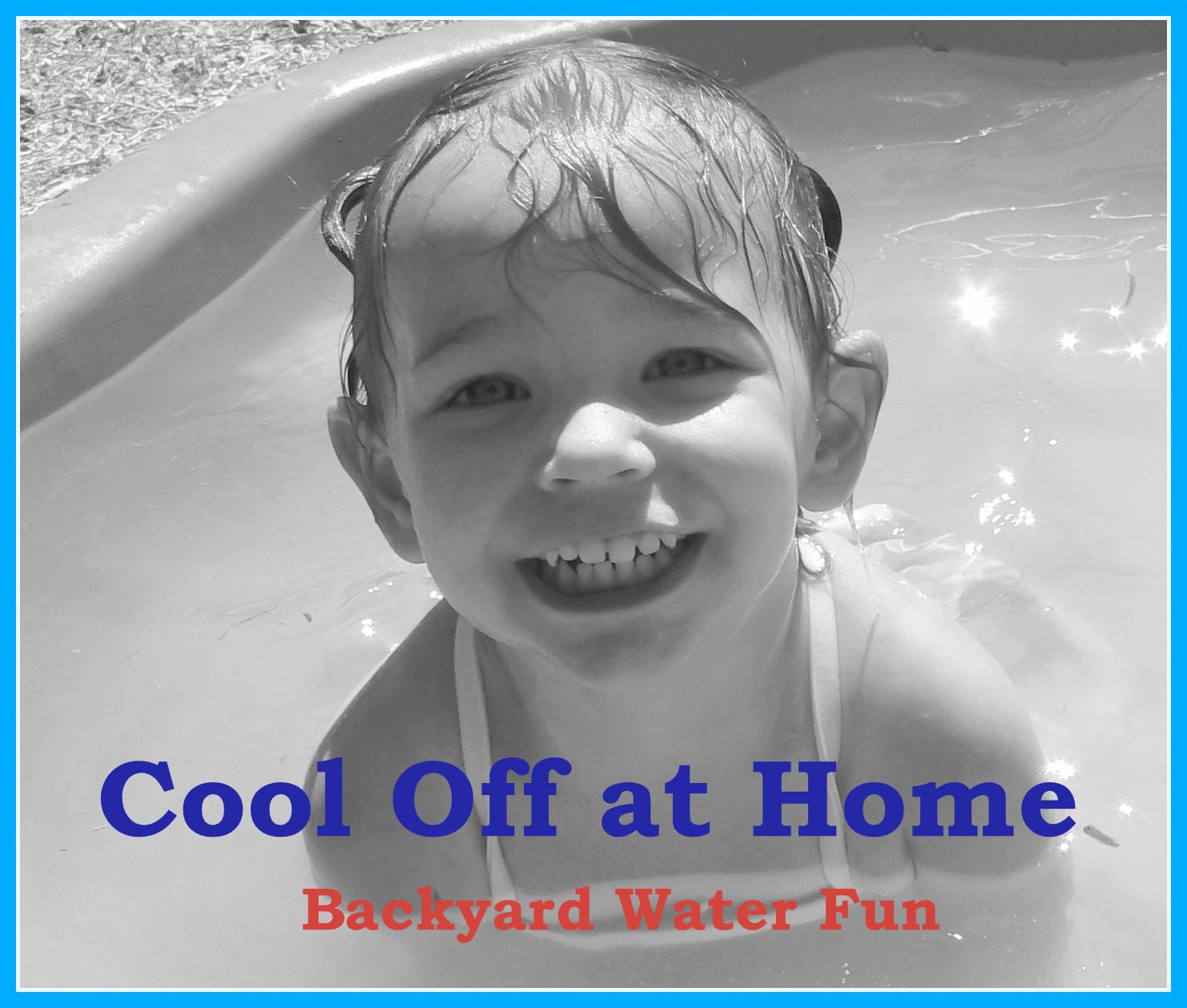 free fun at home backyard water fun free fun in austin