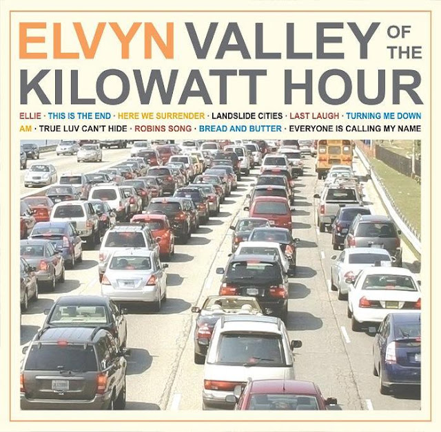 Disco ELVYN - Valley of the Kilowatt Hour