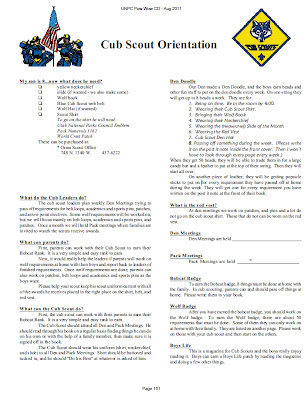 Bsa Tour And Activity Plan Requirements