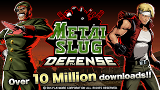 Download Cheat METAL SLUG DEFENSE v.1.23.0 [unlimited money]
