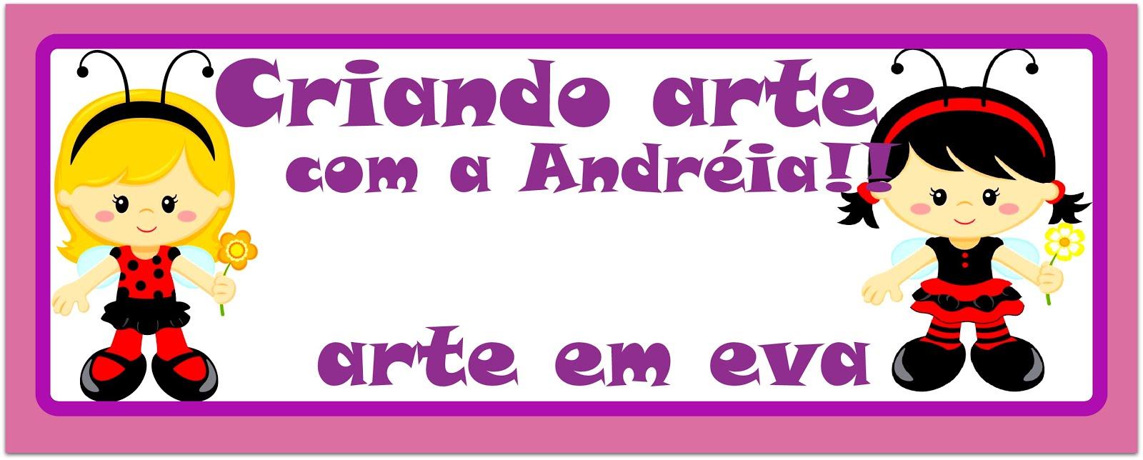 Atelier Criando arte com Andréia