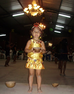 princesa kichwa del Napo