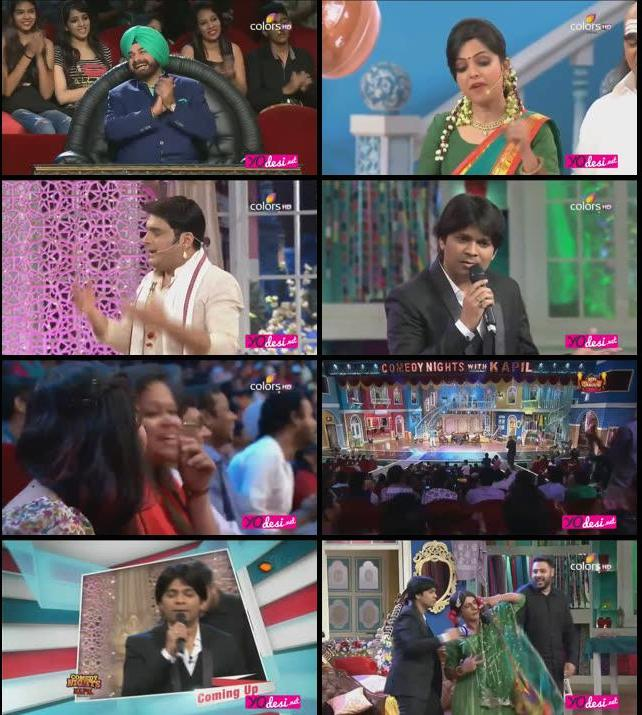 Comedy Nights With Kapil 15 Nov 2015 HDTV 720p