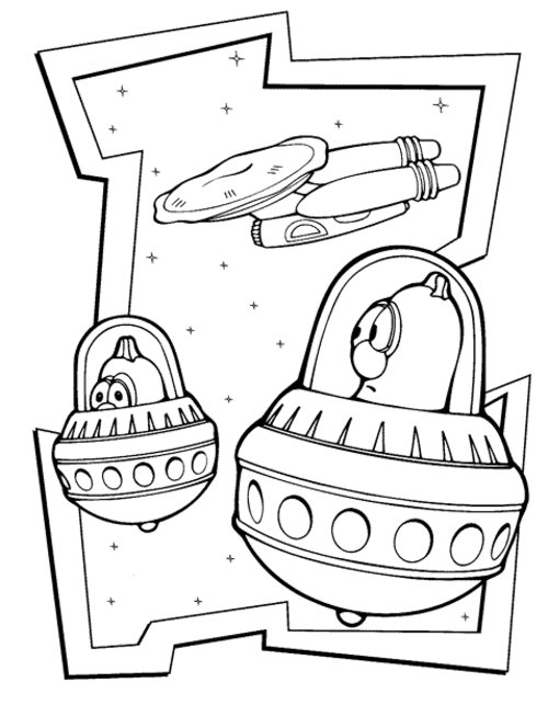 veggietales robin good coloring pages - photo#13