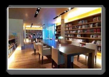 關埔預售案-富宇東方明珠 設200坪專屬書店,很有文藝風喔!