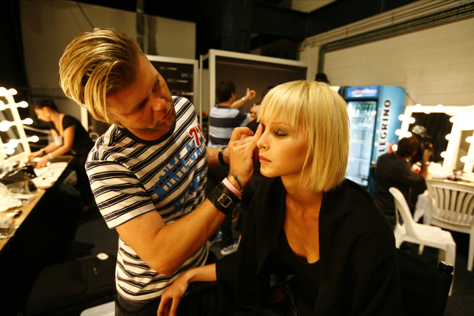Makeup Artist Jobs in Film and Television