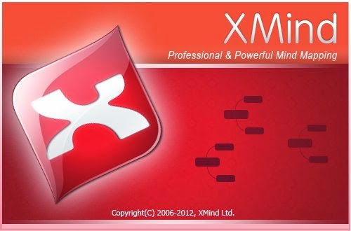 XMind 2012 splash mark