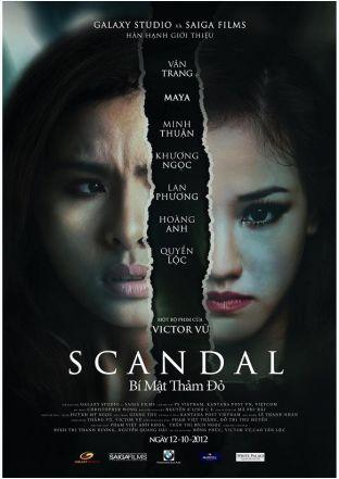 Phim Bí Mật Thảm Đỏ - Scandal