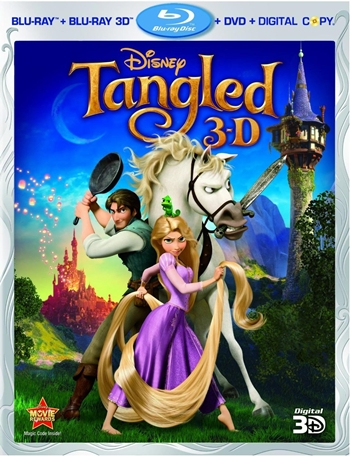 Tangled 3D SBS Latino