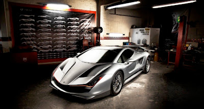Amoritz GT DR7 Becomes DoniRosset : First Brazilian Supercar