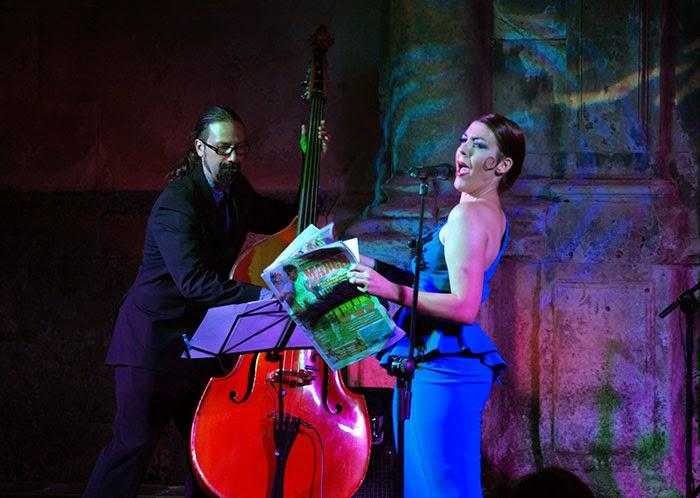 La Trini actuará en directo el próximo 29 de Noviembre a las 21:30h en el madrileño Café Berlín