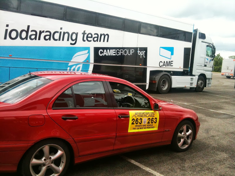 call for a Silverstone Taxi on 01908 263263
