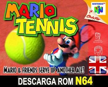 Mario Tennis 64 ROMs Nintendo64