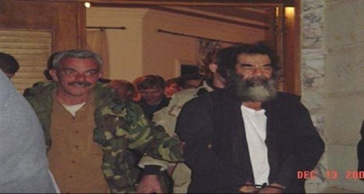 الرجل الذي أخفى صدام حسين في مزرعتة يتحدث أخيرا للإعلام