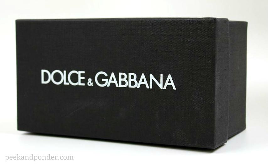 Dolce & Gabbana Sunglass Box