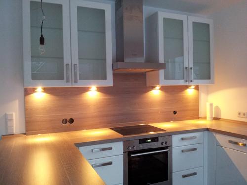 ein haus für uns: einrichtungs-, garten- und baublog!: unsere ... - Wandabdeckung Küche
