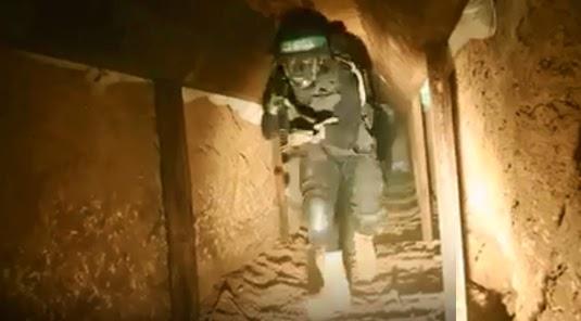 مجاهد من غزة يروي قصته بعد خروجه من قبره بعد 20 يوم !!