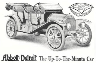 Fountainhead Antique Auto Museum: The Abbott-Detroit Bull Dog