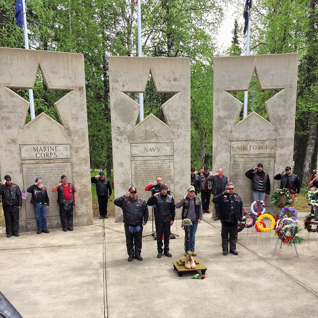 Fallen Warriors Ceremony