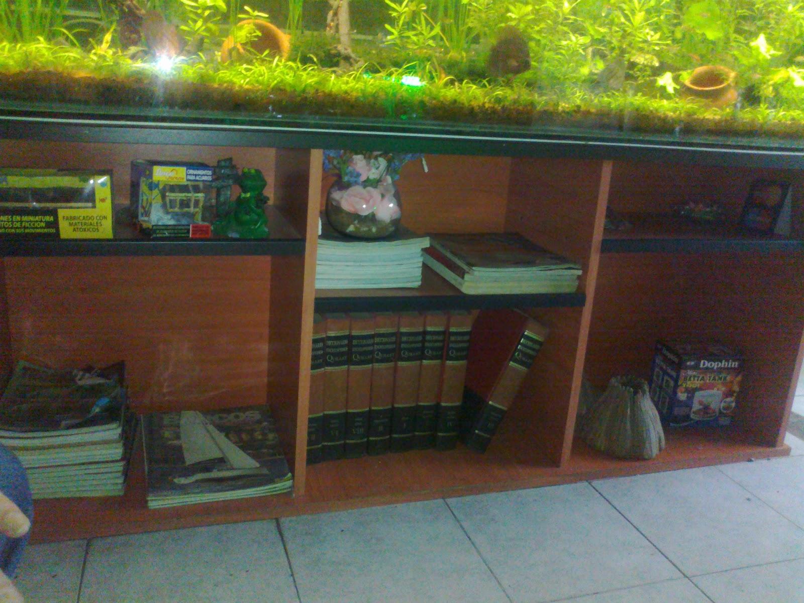 Acuarios decorpez mesas y muebles para peceras for Mueble acuario