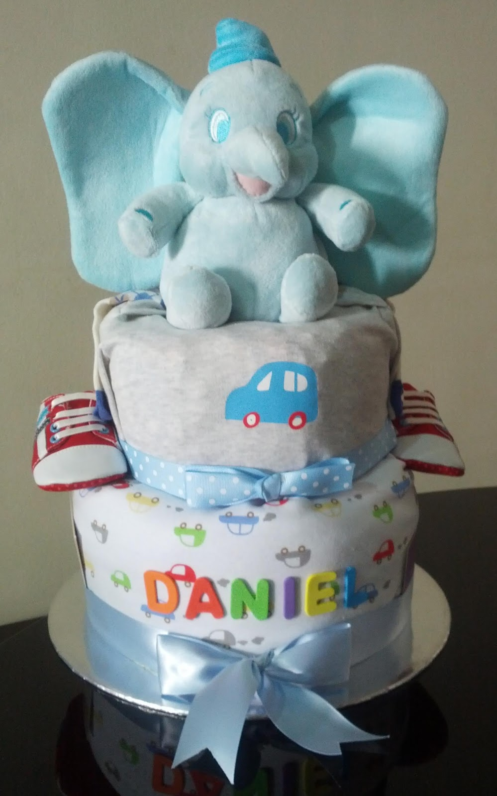 Baby Showers Gifts: Our Diaper Cakes