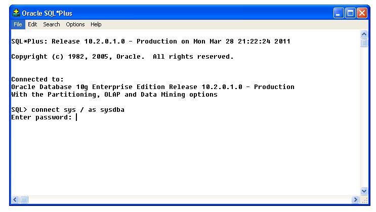 Descubriendo el Mundo Oracle: SQL Plus Básico